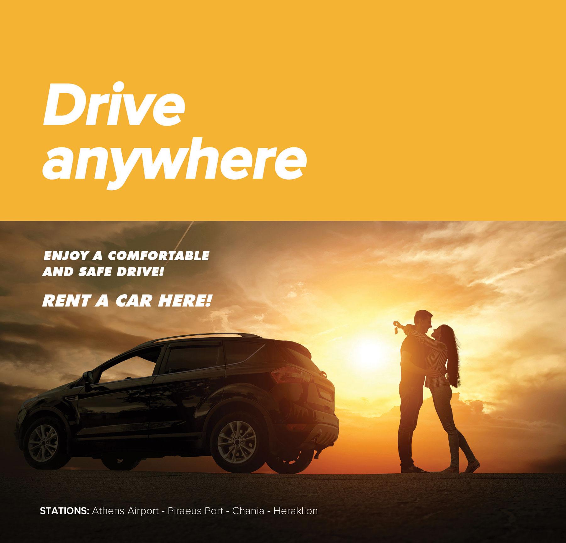 Let's Drive Car Rental