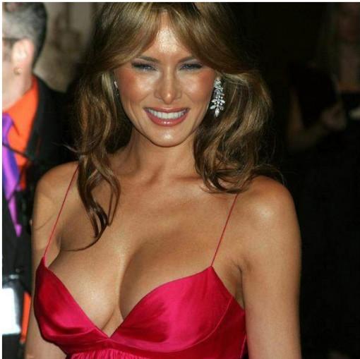 Melania Trump: 2 sexy 4 your body - δες τη γυμνή της λήψη που κάνει τον γύρο του κόσμου
