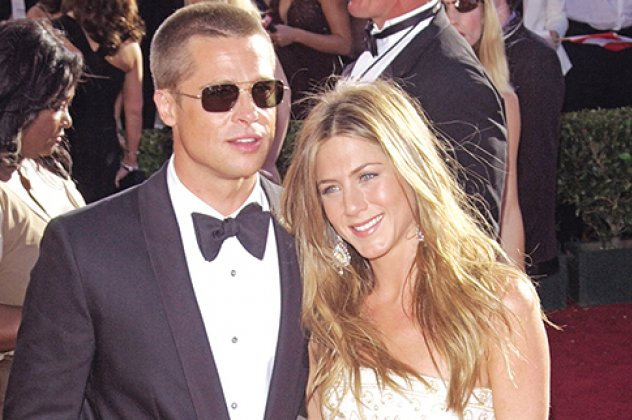 Τι έκανε ο Brad Pitt στο γενέθλιο πάρτι της Jennifer Aniston; (φωτογραφίες)