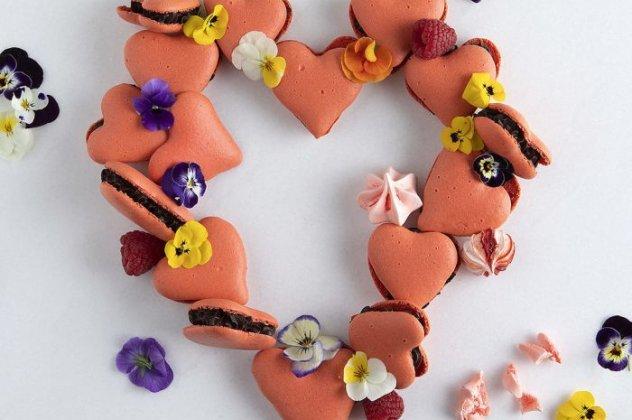 Τα μακαρόν της καρδιάς μας: το τέλειο γλυκό για του Αγίου Βαλεντίνου