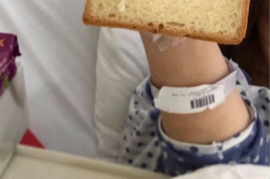 """Γνωστή τηλεοπτική ηθοποιός έστειλε μήνυμα απ' το νοσοκομείο: """"Οι δυσκολίες είναι σαν καθαρτικό"""" (φωτογραφία)"""