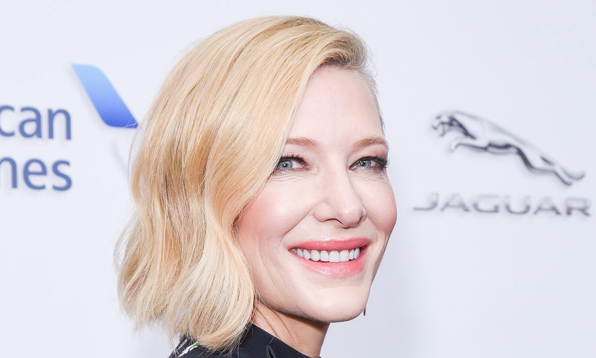 Cate Blanchett: καυτή σαν σοκολάτα - δες το νέο της, τολμηρό (και σούπερ μοδάτο) λουκ