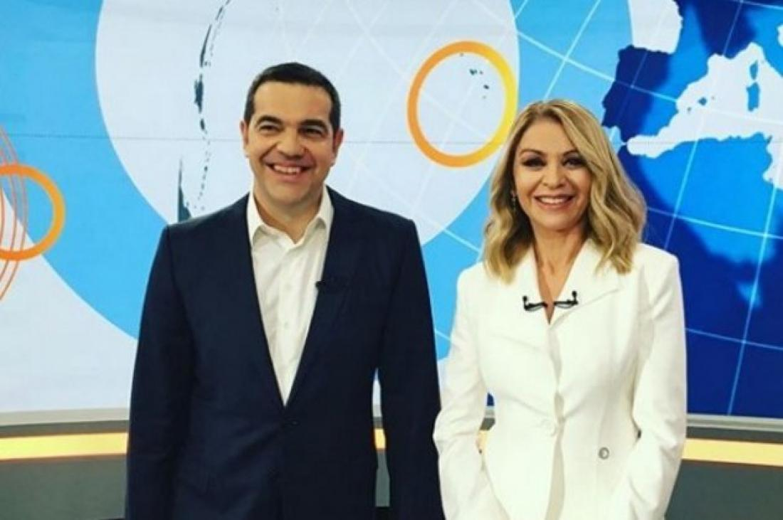 """Στάη-Τσίπρας και οι""""Ράδιο Αρβύλα"""": όσα αποκαλύφθηκαν τώρα για τον διάλογό τους (βίντεο)"""