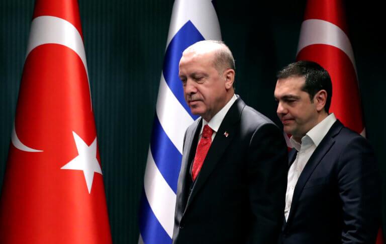 """Αποκάλυψη Ερντογάν για συνάντηση με Τσίπρα: """"Του ζήτησα ν' ανοίξει τζαμί με μιναρέ στην Αθήνα"""""""