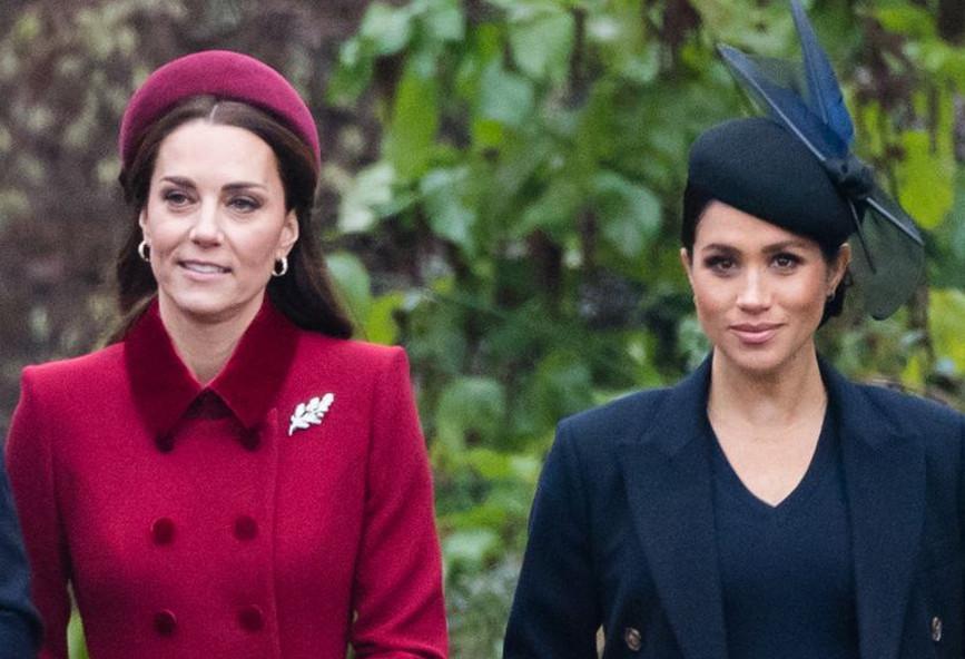 Kate Middleton VS Meghan Markle: νέο ντοκιμαντέρ ρίχνει λάδι στη φωτιά για την κόντρα τους (βίντεο)
