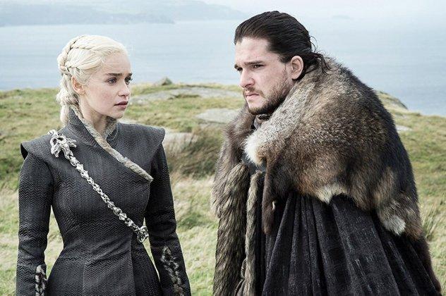 Απολαυστικά τα γυρίσματα του Game of Thrones: φωτογραφίες