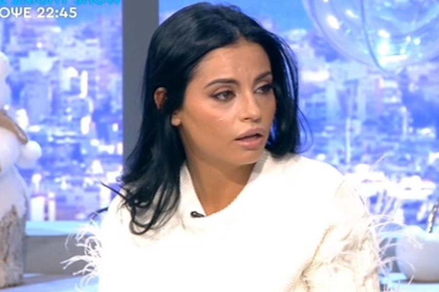 Η Δήμητρα Αλεξανδράκη ξεσπάει on camera