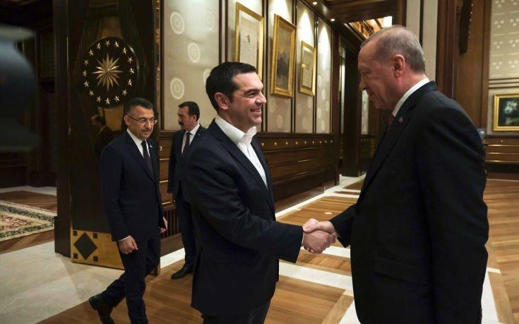 Τσίπρας-Ερντογάν: Οι διενέξεις Τουρκίας-Ελλάδας, το δικαίωμα εκμετάλλευσης υδρογονανθράκων και όχι μόνο στο στόχαστρο των γαλλικών ΜΜΕ