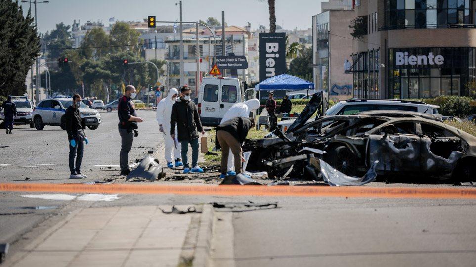 Έκρηξη στη Γλυφάδα: η εντολή δολοφονίας για τον Λιβανέζο αρχιμαφιόζο (φωτογραφίες)