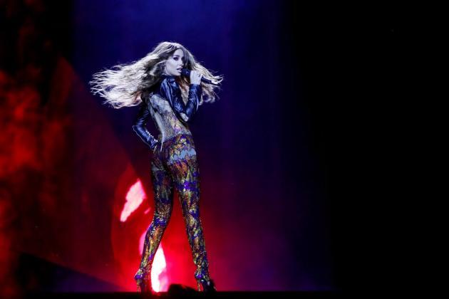 Ξανά στη Eurovision η Ελένη Φουρέιρα