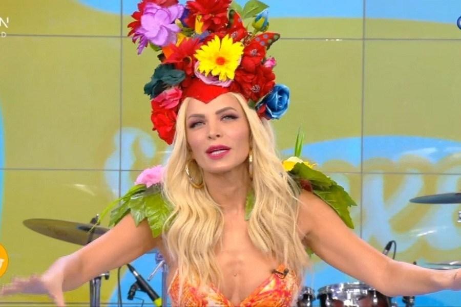 """Κατερίνα Καινούργιου: """"δυναμίτης-χορεύτρια στο Ρίο"""" και βόλτες στο Κολωνάκι (φωτογραφία + βίντεο)"""