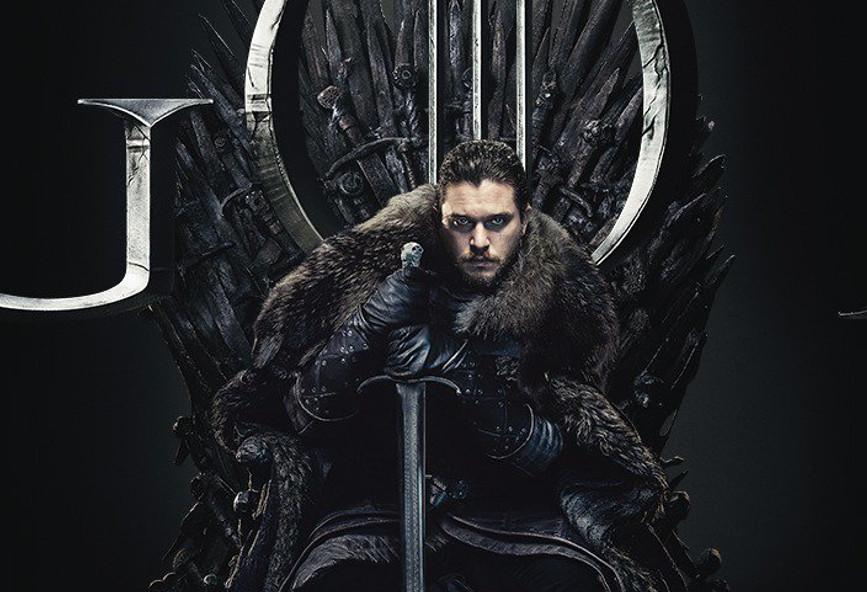 """Αποκεφαλίζεται ο Jon Snow στο φινάλε του """"Game of Thrones"""";"""