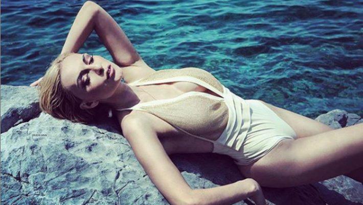 Γιολάντα Ελευθεριάδου: αυτή είναι η Ελληνίδα Adriana Sklenarikova (φωτογραφίες)