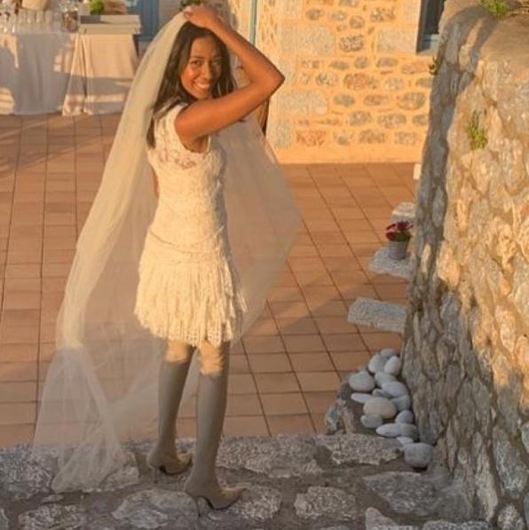 Η νύφη Άλια αλ Ρουφάι