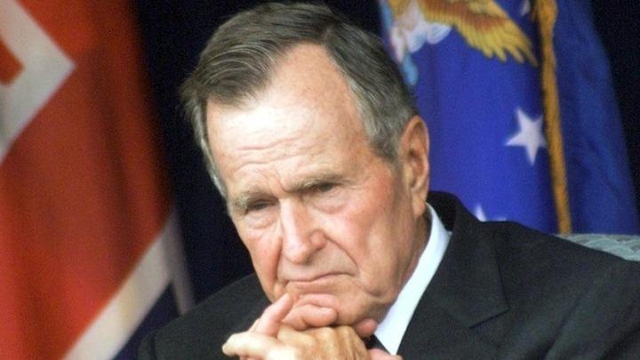 Πέθανε ο πρώην Πρόεδρος των ΗΠΑ George Herbert Walker Bush