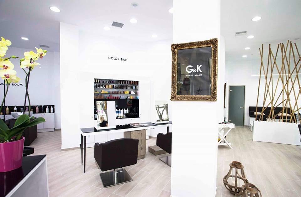 G&K  Coiffure