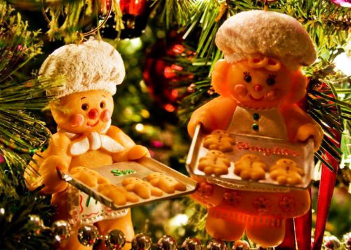 Τα γλυκά των εορτών έχουν πολλές -μα πολλές- θερμίδες: μάθε τες