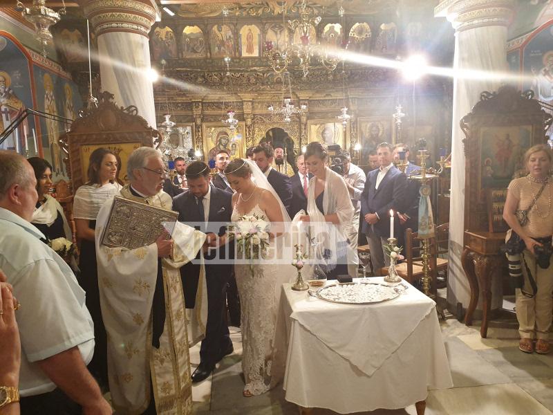 Γάμος Αρμενάκη Γκαραμπεντιάν