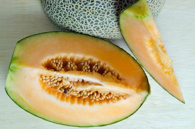 bigstock Cantaloupe Or Charentais Melon 147789227
