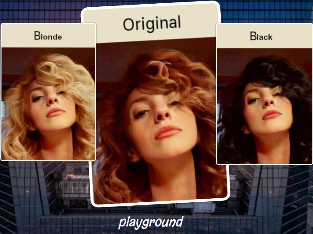Να πώς θα πάρεις την απόφαση ν' αλλάξεις χρώμα στο μαλλί: παίζοντας με την τεχνολογία!