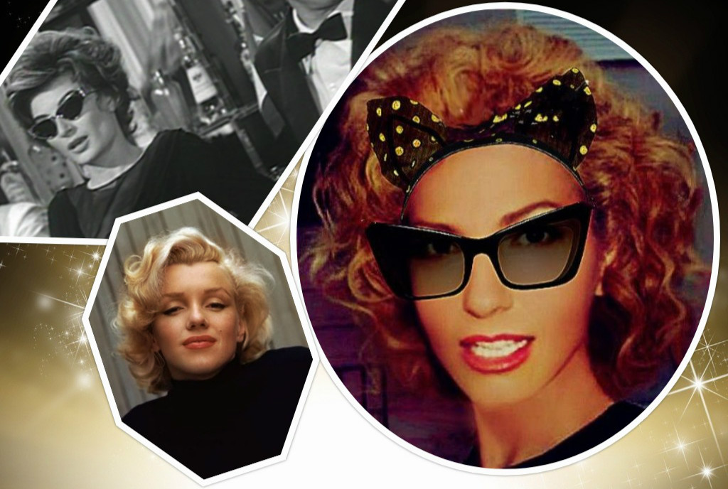 Marilyn Monroe & Anouk Aimee σού δίνουν τα style tips της σεζόν