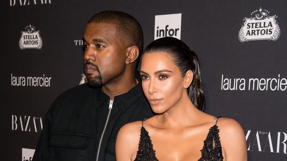 Kim Kardashian και Κanye West δώρισαν 500.000 δολάρια σε πυροσβέστες!