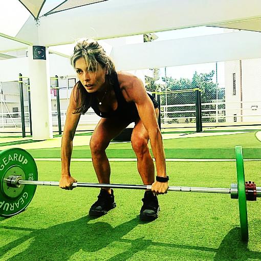 Κατερίνα Λάσπα: δίνει τα tips της για υπέροχο κορμίκι αναλύει τη διατροφή και τις ασκήσεις της