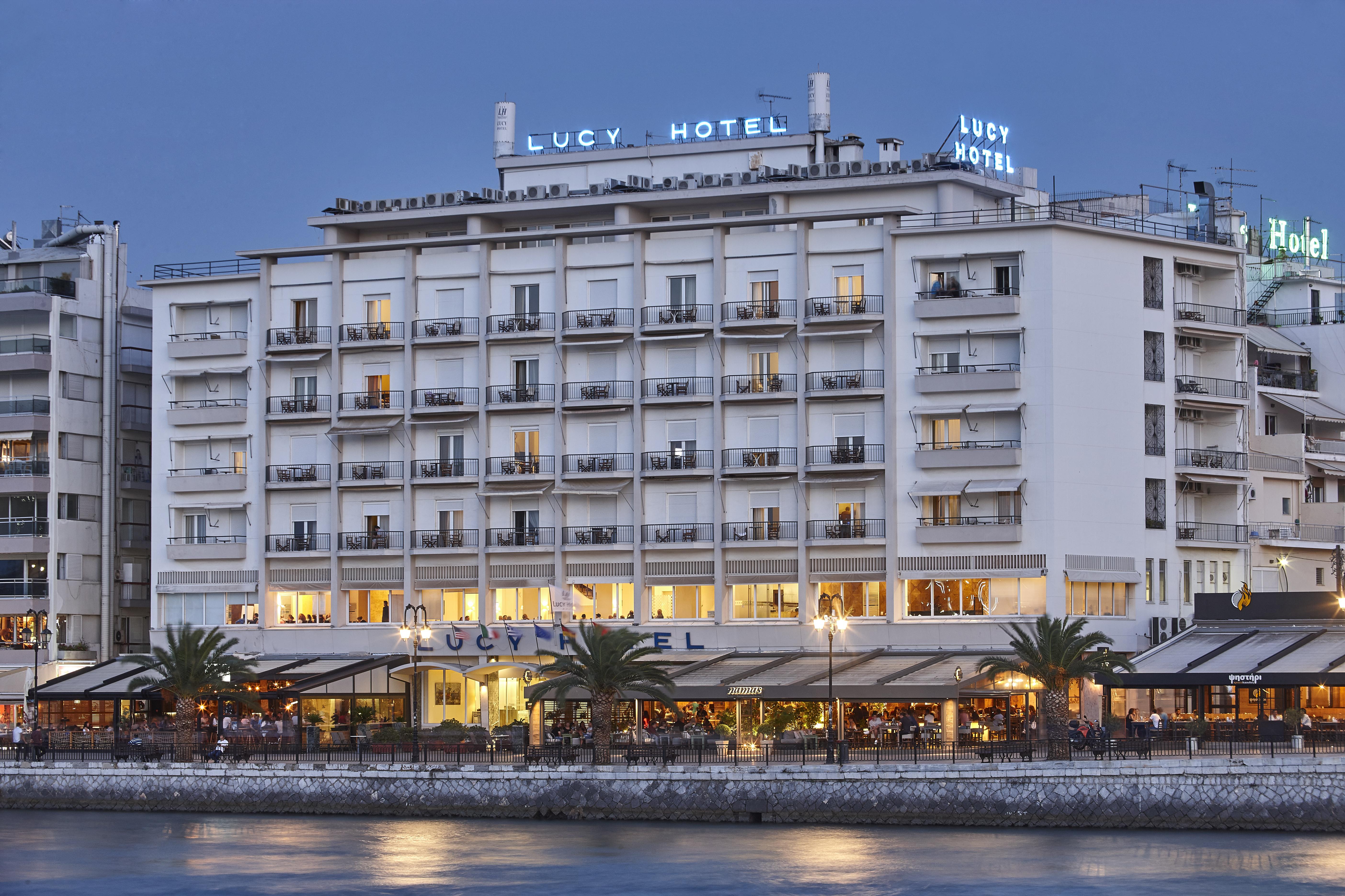 Lucy Hotel - Καλωσορίσατε στην καρδιά της Χαλκίδας, στο κατώφλι της Εύβοιας