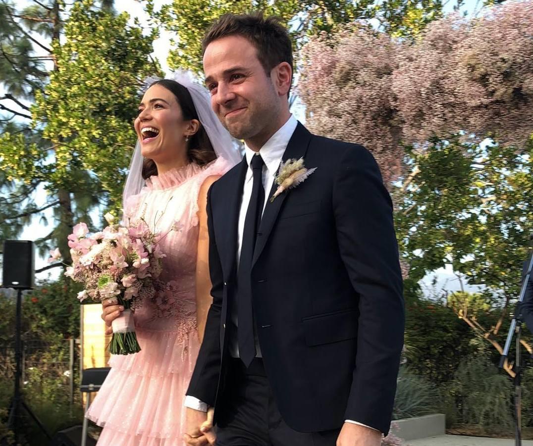 Γάμος στα... κρυφά, η Mandy Moore παντρεύτηκε τον Taylor Goldsmith