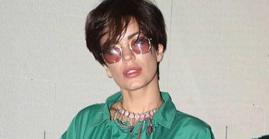 """Η fashion police """"χτυπά"""" μόνον όταν υπάρχει λόγος Τραϊάνα Ανανία μας (φωτογραφία)"""