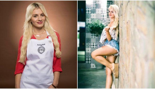 """Δες την Ασημίνα του """"Master Chef"""" στις πιο hot στιγμές της μια ανάσα πριν το τέλος του φετινού κύκλου"""