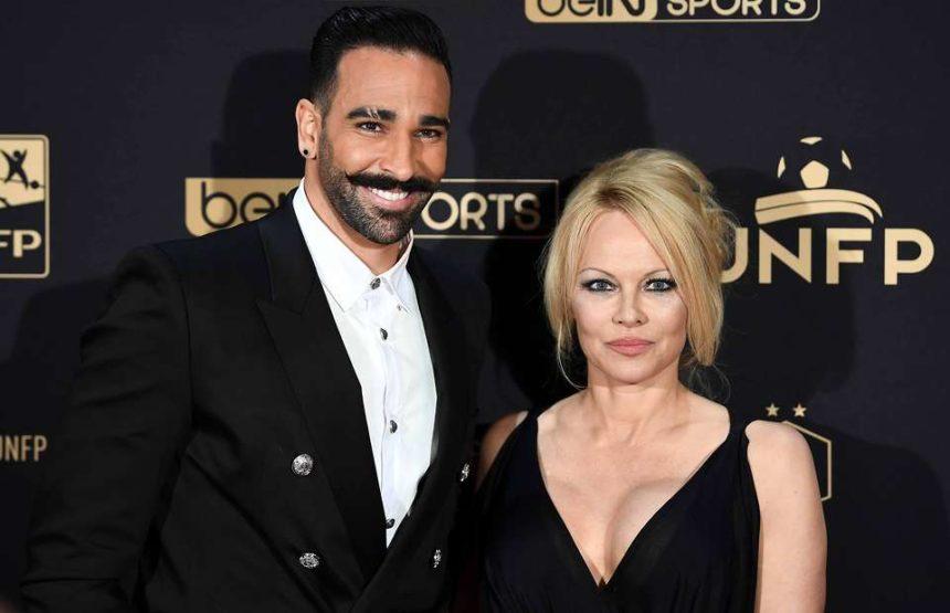 "Pamela Anderson: Xώρισε το ""τέρας"" Adil Rami λίγο πριν τα γενέθλιά της - η ανακοίνωσή της"