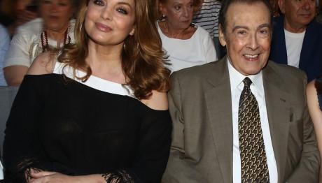 Γκερέκου-Βοσκόπουλος στην αποφοίτηση της κόρης τους, Μαρίας (φωτογραφία+βίντεο)
