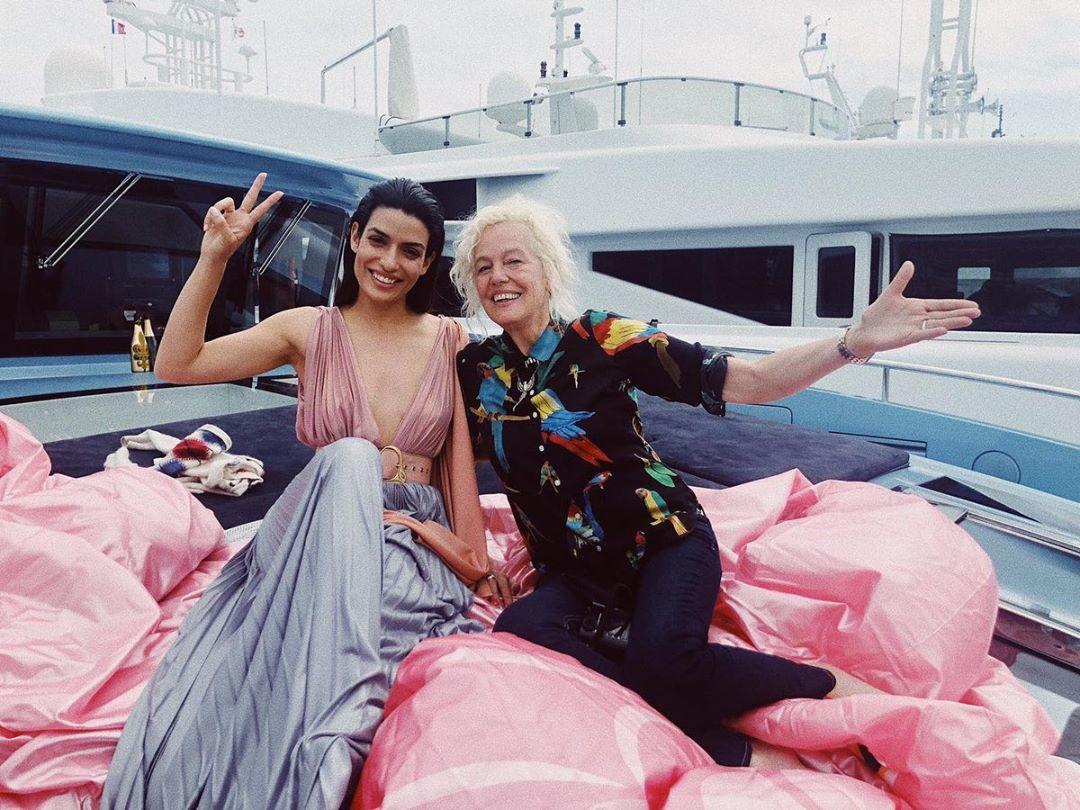 H Τόνια Σωτηροπούλου λάμπει στις Κάννες: Δες τις εμφανίσεις της στην Κρουαζέτ