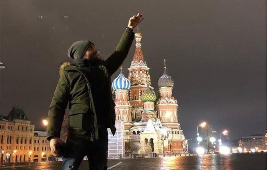 Ηλίας Βρεττός: «Απόδραση» στη Μόσχα