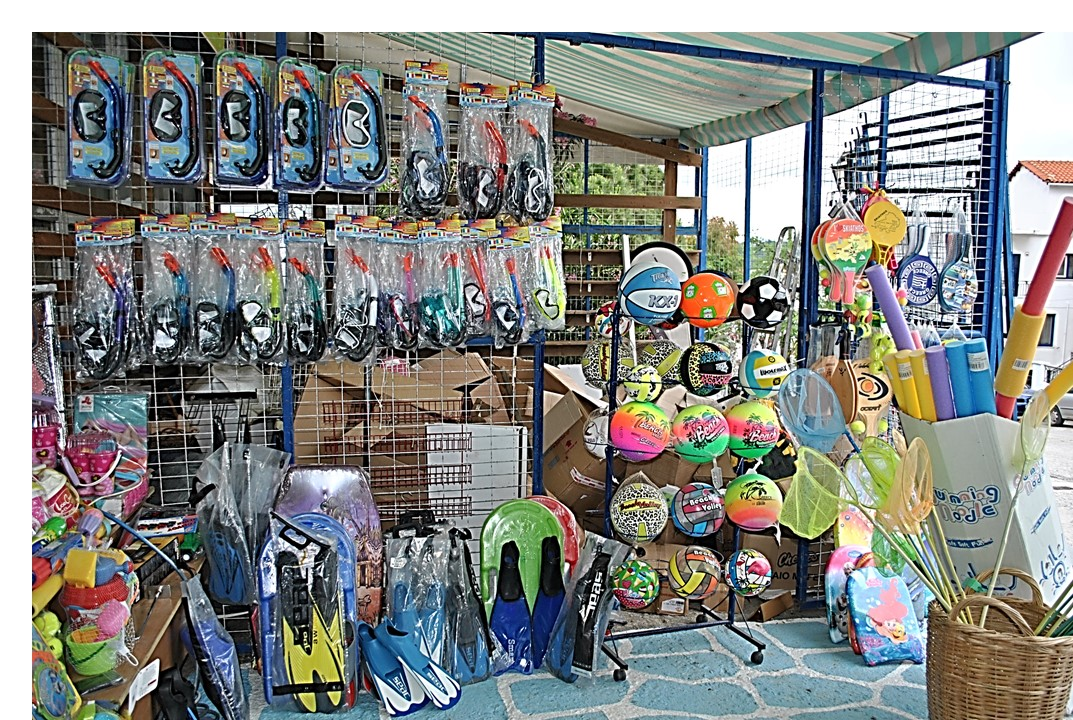 Dive & fishing shop