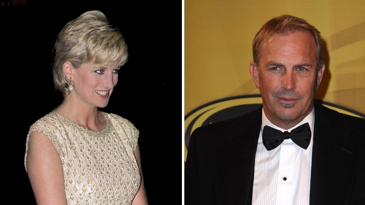 "Kevin Costner-αποκάλυψη: ""Η πριγκίπισσα Diana ήταν ενθουσιασμένη στην ιδέα να παίξουμε μαζί"" (βίντεο)"