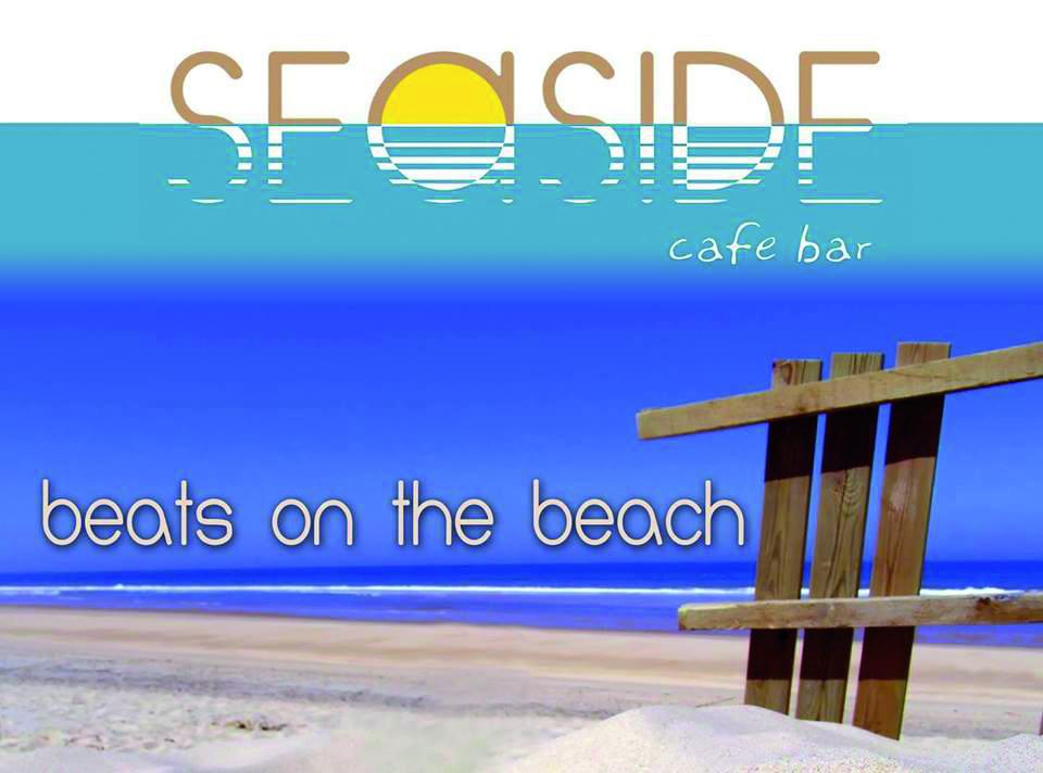 Seaside beach bar