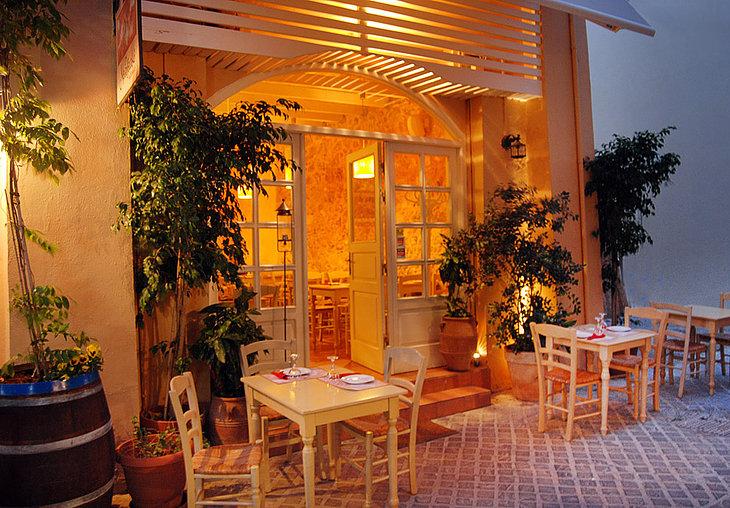 ΜΕΣΟΓΕΙΑΚΟ  Mediterranean Restaurant