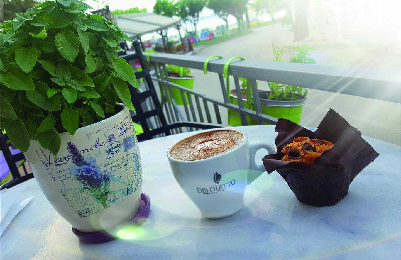 Briki coffee & food