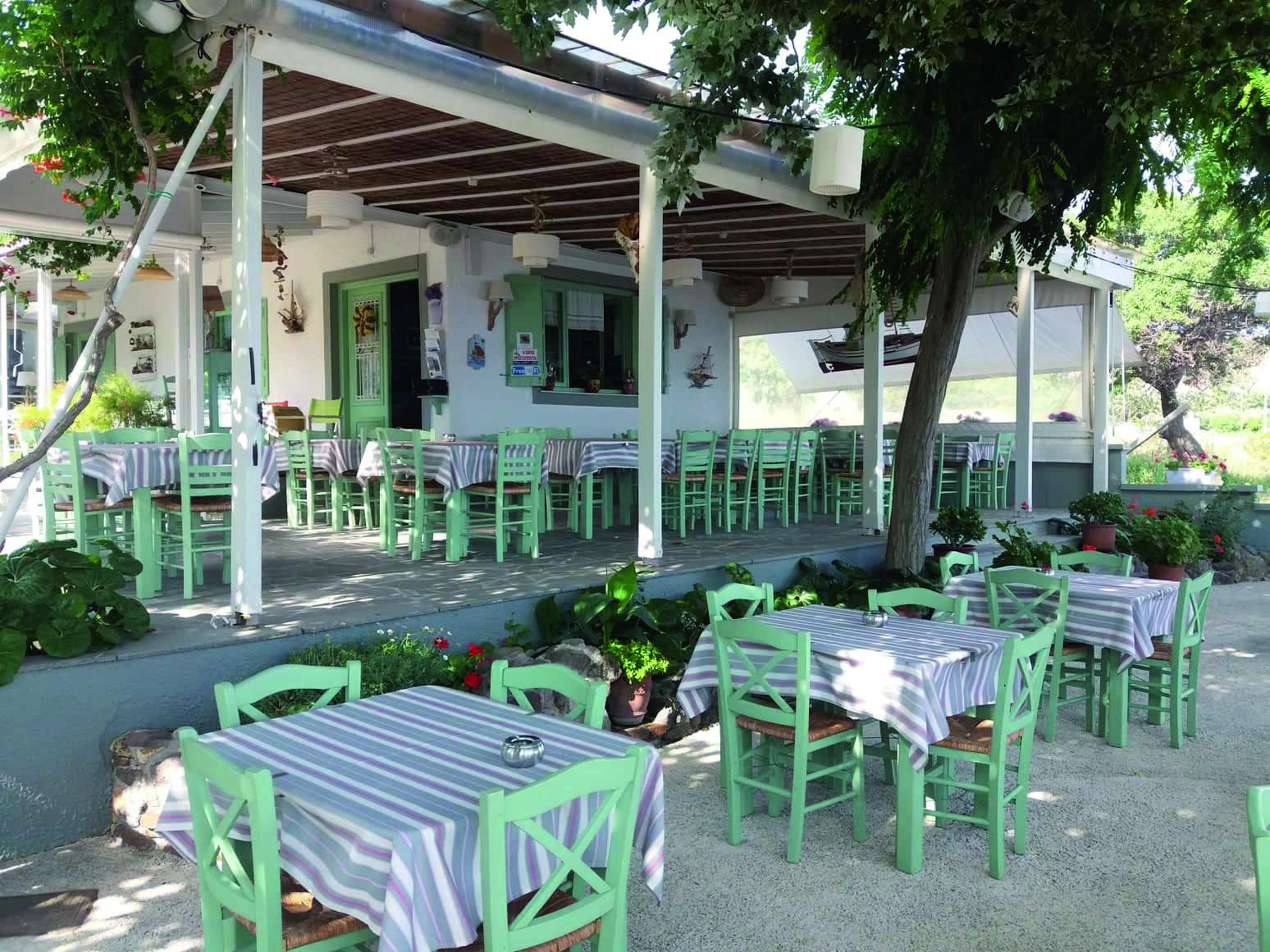 VLAKI  Εστιατόριο – Café