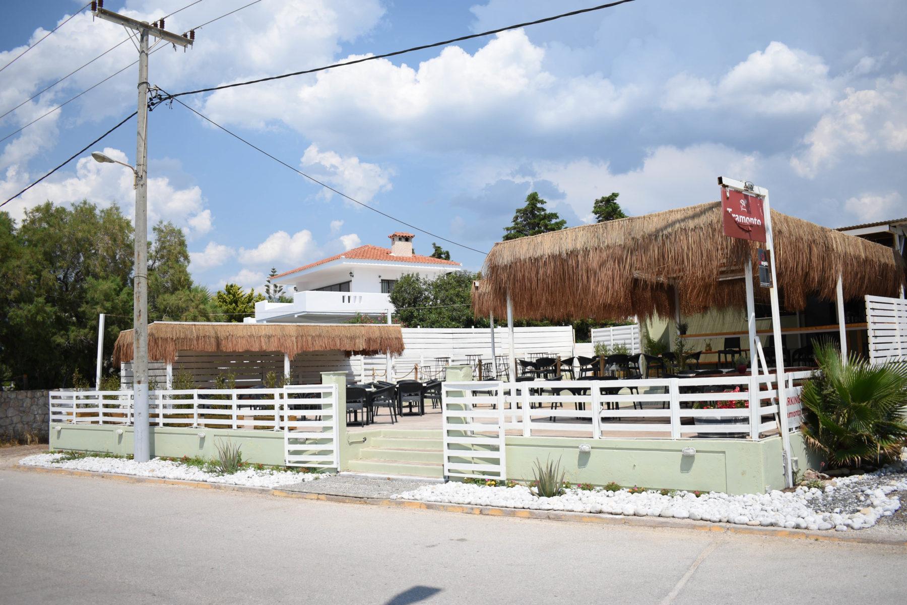Tramonto beach bar