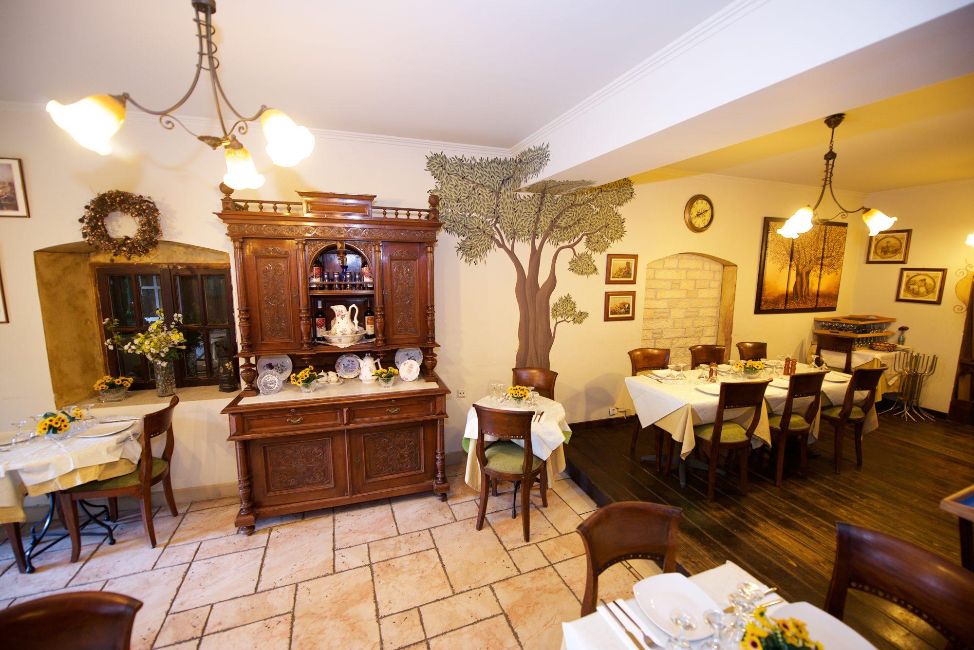 The Olive Tree Mediterranean restaurant