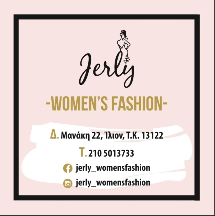 JERLY  -  WOMEN ΄S FASHION