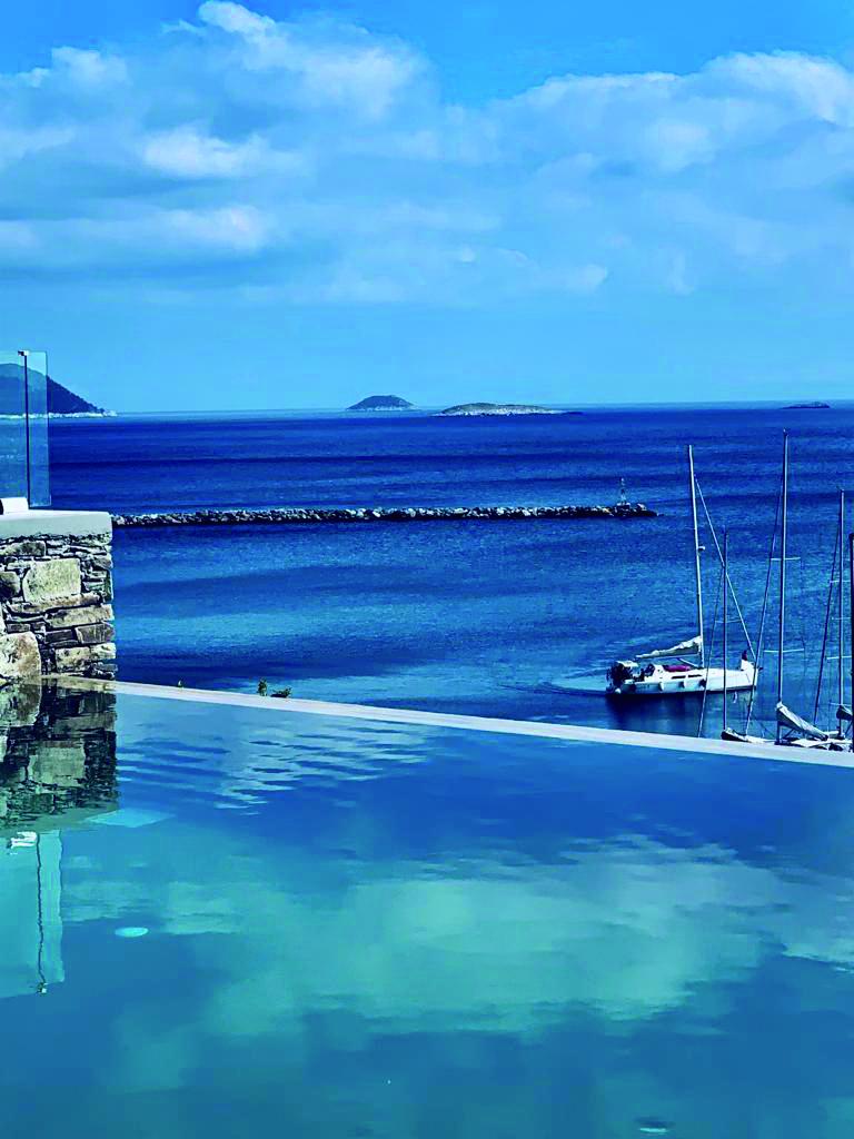 Natura Boutique Hotel Skopelos