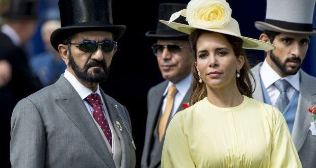 H πριγκίπισσα Χάγια, σύζυγος του σεΐχη του Ντουμπάι, κρύβεται για να γλιτώσει την κακοποίηση ή γιατί είναι με τον σωματοφύλακά του; (φωτογραφίες)