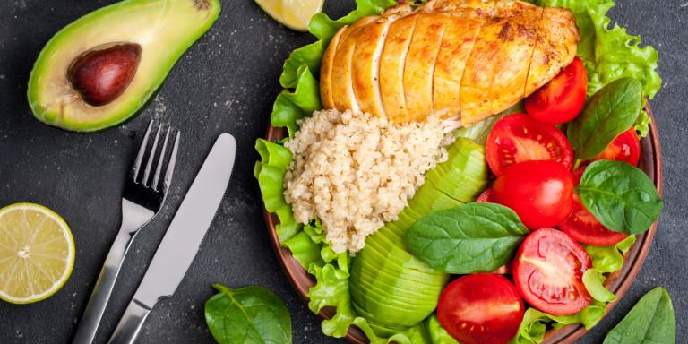 Το Harvard προτάσσει τη δική του... διατροφή μ' ένα πιάτο: για να την εφαρμόσουμε! (φωτογραφίες)