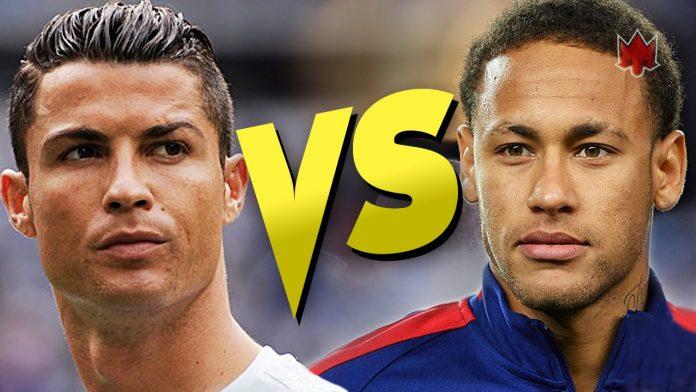 "Ronaldo-Neymar ""πλακώθηκαν"" στις μπουνιές: βίντεο"