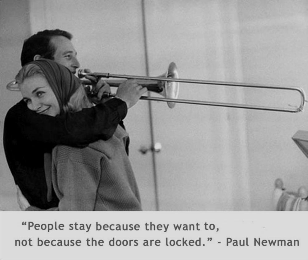 Paul Newman: Και πρότυπο στυλ και πρότυπο άντρα - ήταν ο μόνος ίσως που δεν απάτησε ποτέ την γυναίκα του (Joan Woodward): συλλεκτικές φωτογραφίες