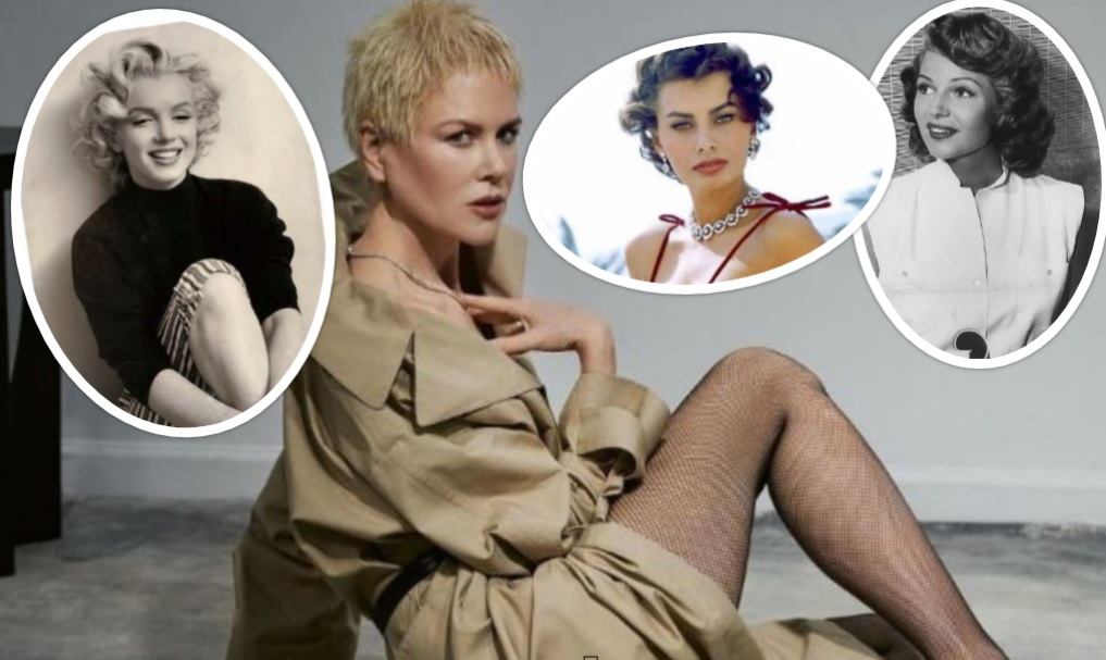 Τα μεγαλύτερα σύμβολα του σεξ είχαν κοντά (ή ημίκοντα) μαλλιά: Η Nicole Kidman είναι η πιο πρόσφατη - φωτογραφίες